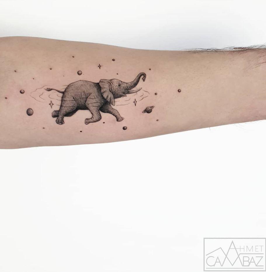 10+ Best Small Black & Gray Tattoos