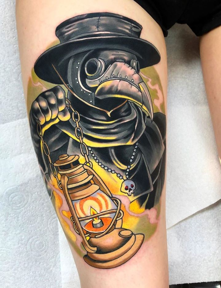 40 Most Colorful Tattoos for Everyone