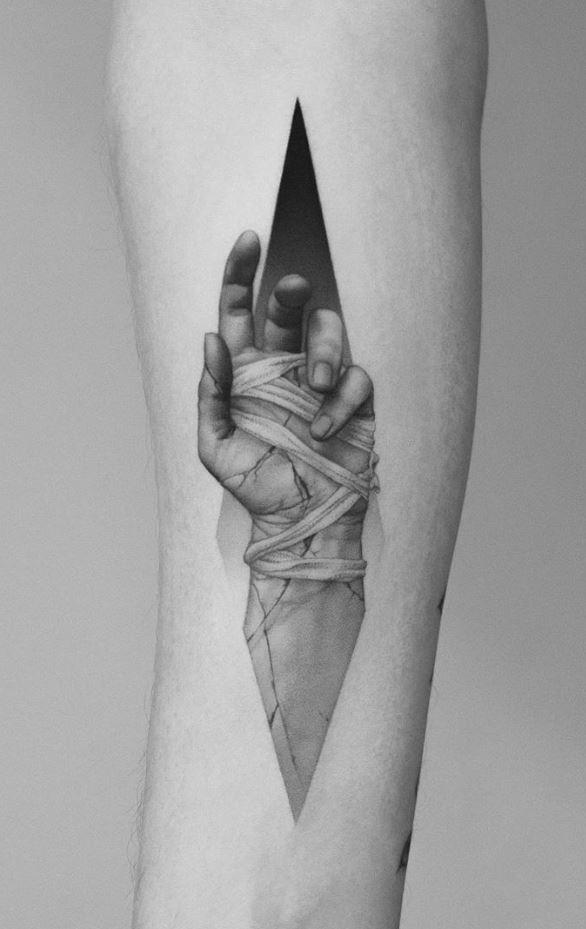 The Best Black & Gray Tattoos For Men