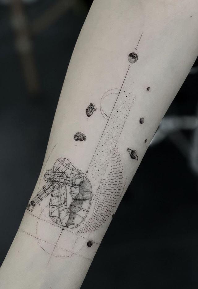 50 Brilliant Black And Grey Tattoos