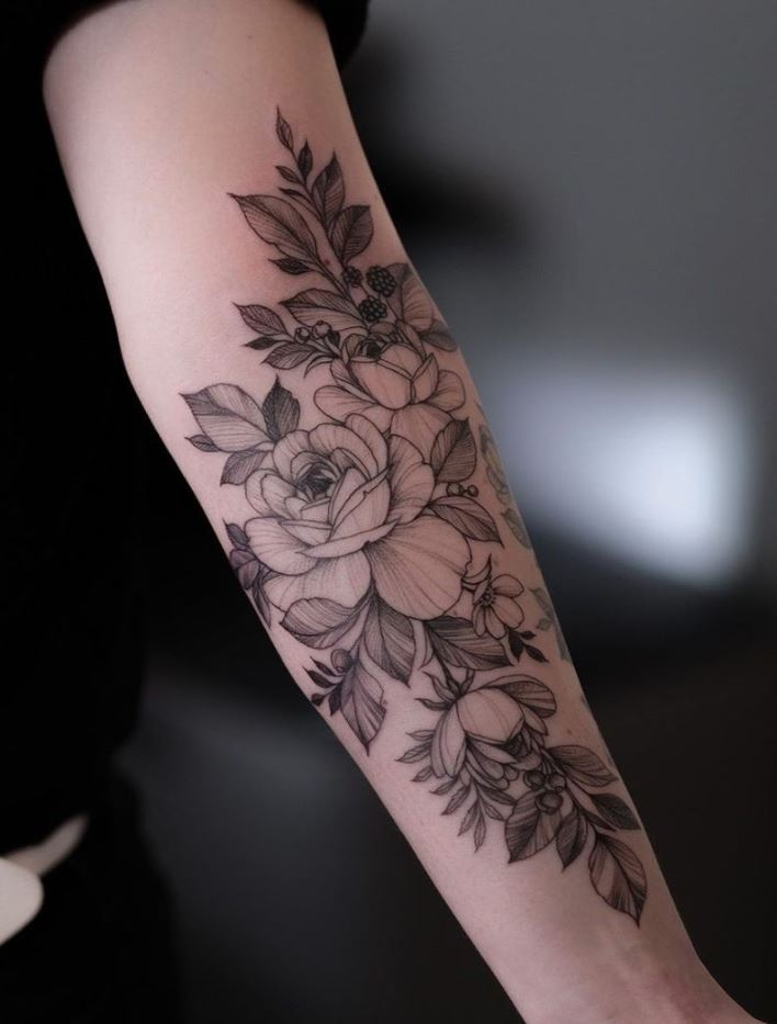 The Best Black And Gray Tattoos Of All Time