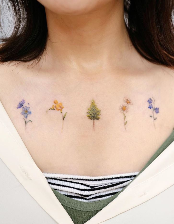 The Best Small Tattoos Of All Time