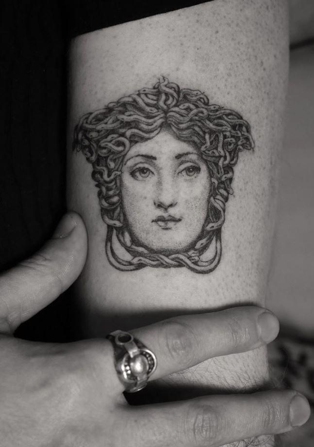 The Best Medusa Tattoos