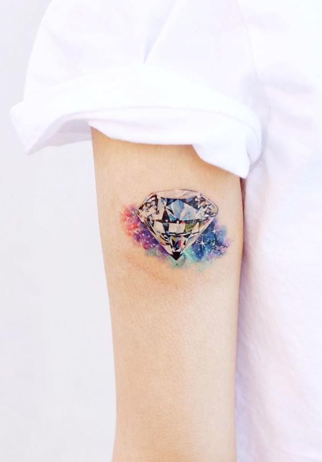 Diamond Tattoo