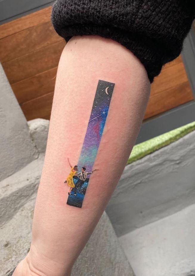La La Land Tattoo