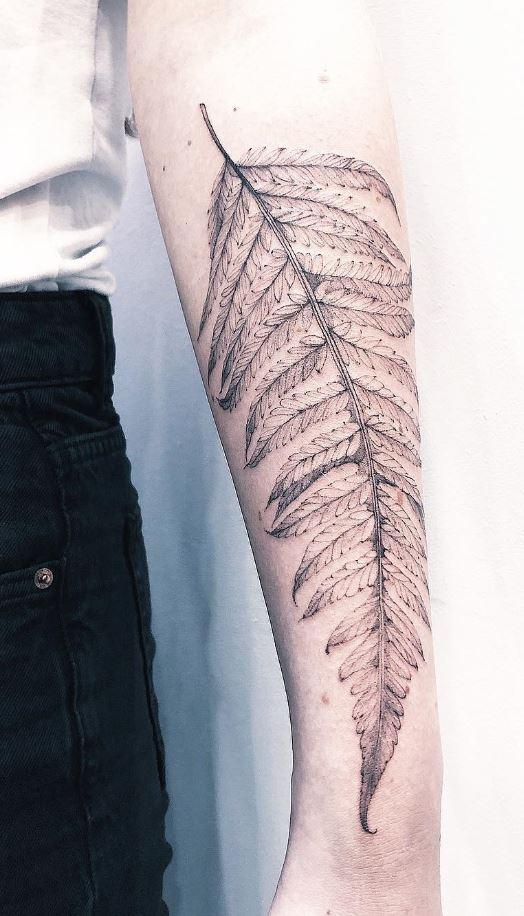 Leaves Tattoo