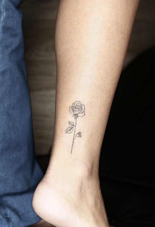 The Most Popular Black & Gray Tattoos Of The Year