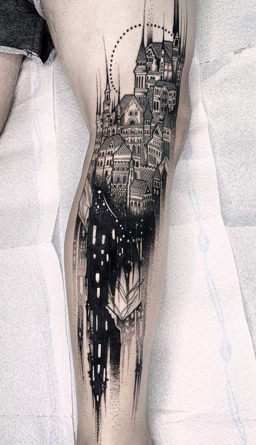 Black City Tattoo