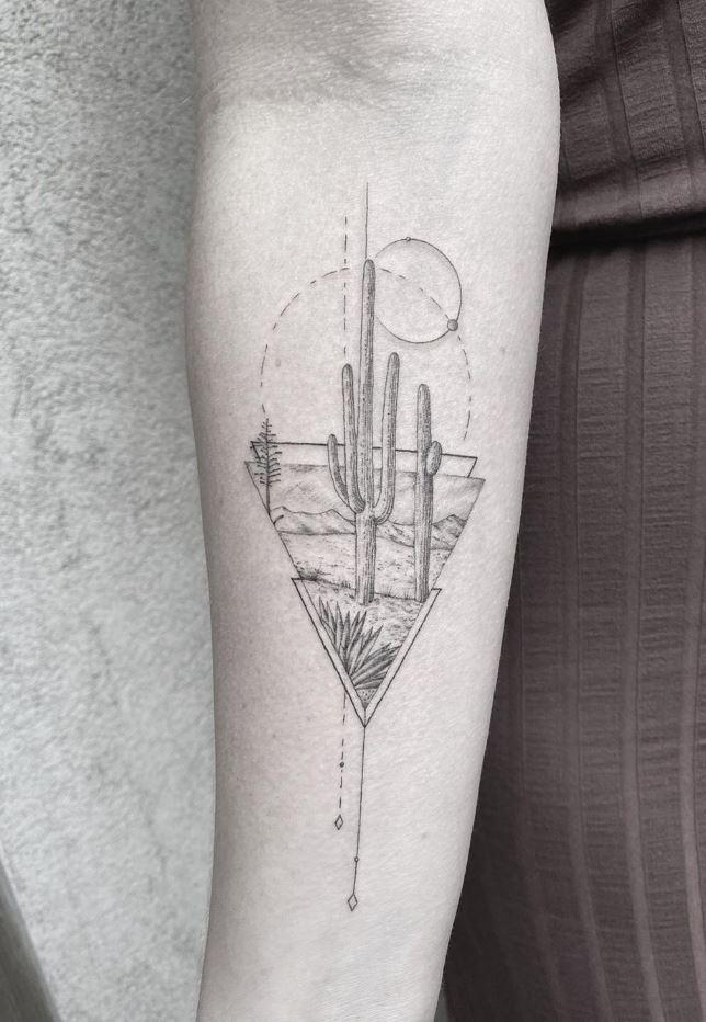 Desert View Tattoo