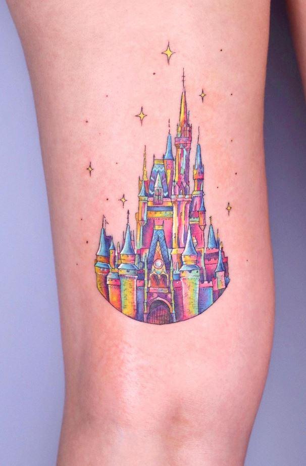 Disneyland Tattoo