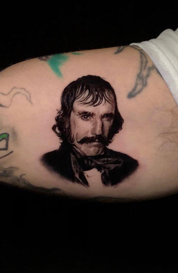 Bill the Butcher Tattoo