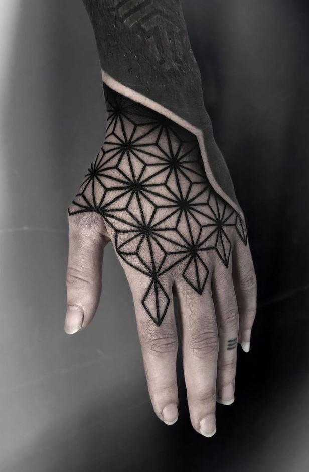 Awesome Ornamental Tattoos