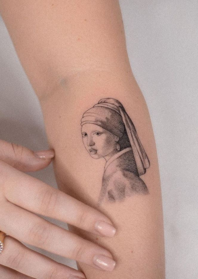 Marvelous Tattoos By Thimo Derks