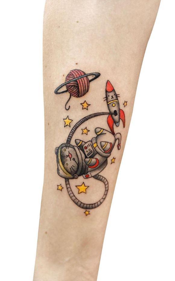 Tattoo Artist Hilmi Durnaoglu